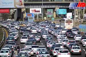 تعطیلات خرداد جاده های مازندران را پرترافیک کرد