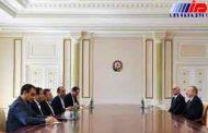 هیچ محدودیتی برای توسعه روابط باکو و تهران وجود ندارد