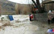 سیل و آبگرفتگی در 11 استان کشور