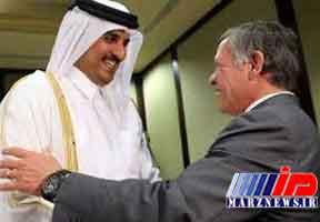اردن بدوری از محور امارات و عربستان به ایران، قطر و ترکیه نزدیک می شود؟