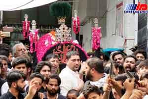 مراسم مذهبی «یوم علی» در پاکستان برگزار شد
