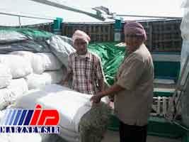 قاچاق یونجه به حاشیه خلیج فارس