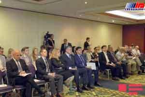 کنفرانس سه جانبه گرجستان،ترکیه و آذربایجان برگزار شد