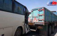 2 تصادف در بوشهر پنج مصدوم برجای گذاشت