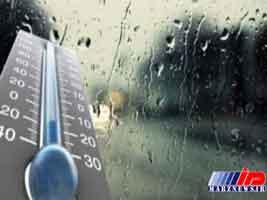 هوای مازندران از امشب خنک و بارانی می شود