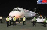 حادثه هواپیمایی در اهواز ختم به خیر شد