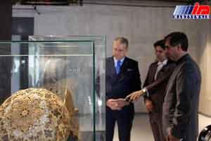هنر آذرنگاری ایرانی در استانبول معرفی شد