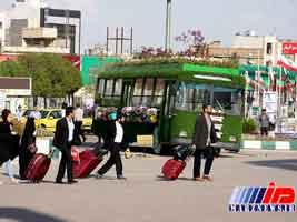 دلالان از پایانه مسافربری مشهد حذف شدند