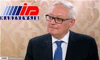 گفتوگوی «ریابکوف» و «سنایی» در مسکو درباره برجام