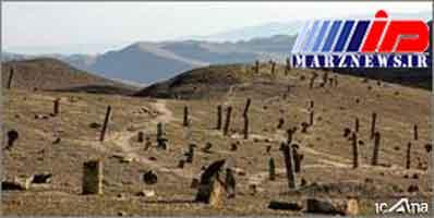 قبرستان توریستپسند خالد نبی دچار حریق شد