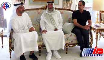 رئیس امارات پس از غیبت بلندمدت در انظار عمومی دیده شد