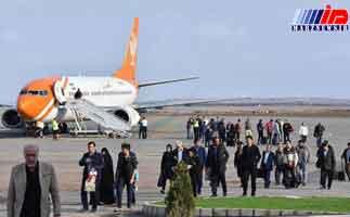 سه پرواز جدید به فرودگاه ساری اضافه شد