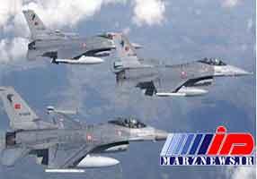 حملات هوایی ترکیه به عمق خاک عراق