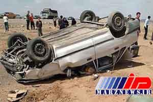 علت واژگونی خودروها در ۵ استان مشخص شد