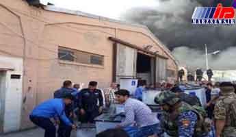 واکنش نخستوزیر عراق به سوختن صندوقهای آرا