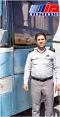 اتوبوسران امانتدار کیف ۱۵ میلیون تومانی را برگرداند