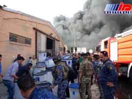 چهار مظنون آتش زدن صندوق های رای عراق بازداشت شدند