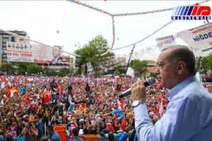 اردوغان از آغاز عملیات ارتش ترکیه در قندیل خبر داد