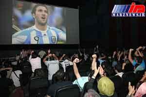 نمایش فوتبال جام جهانی در سینما هنوز بلاتکلیف است