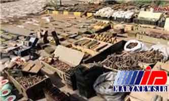کشف ۳ مخفیگاه داعش در صلاح الدین عراق