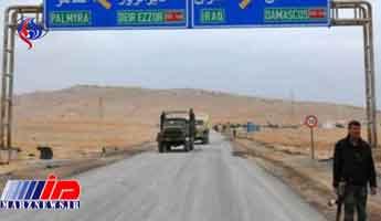 سوریه خواستار بازگشایی گذرگاه مرزی با عراق شد