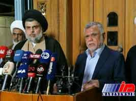 تفاهم صدر و العامری طرح آمریکا برای عراق را خنثی کرد