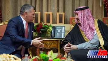 بحران اردن خلا مدیریتی عربستان در جهان عرب را نمایان کرد