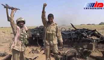 پیشروی ارتش یمن در عمق اراضی جنوب عربستان