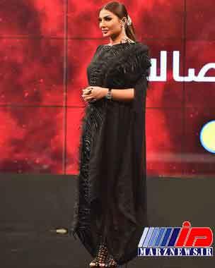 مجری کویتی به خاطر لباسش اخراج شد!