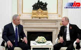پوتین و نتانیاهو درباره اوضاع سوریه مذاکره تلفنی کردند