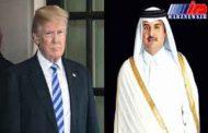 سران آمریکا و قطر درباره مسایل منطقه ای گفت و گو کردند