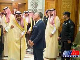 اردن روغن ریخته را نذر سعودی ها کرد
