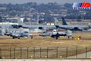 ترکیه در صدد کاهش نقش عملیاتی پایگاه هوایی اینجرلیک است