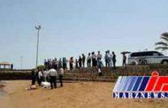 کشف جسد زن 37 ساله در ساحل بوشهر