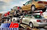 ۳۰۰۰ خودرو وارد ایران شد