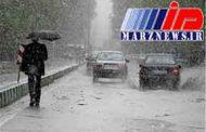 بارش منفی باران در بیست استان