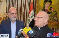ایران عامل صلح در عراق و منطقه است