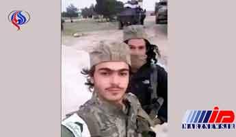 تروریست ها در سوریه ارتباطشان را با ترکیه فاش کردند