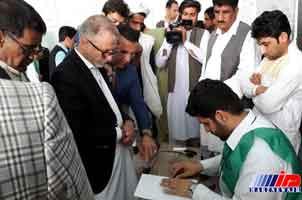چرخ مربع انتخابات مجلس افغانستان می چرخد