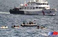 سرنشینان کشتی ایرانی با کمک نیروی دریایی پاکستان نجات یافتند