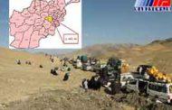 انهدام پل مسیر کابل - میدان وردک را در افغانستان مسدود کرد