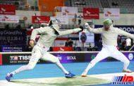 ایران فینالیست شمشیربازی قهرمانی آسیا شد