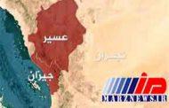 سقوط یک هواپیمای شناسایی امارات در جیزان