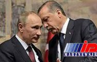 اتحاد پوتین با اردوغان برای بیرون راندن نیروهای وابسته به ایران از شمال سوریه