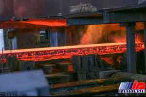 صادرات محصولات فولادی 129درصد رشد کرد