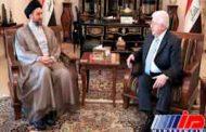 تشکیل دولت اکثریت ملی در عراق بهترین راهکار است