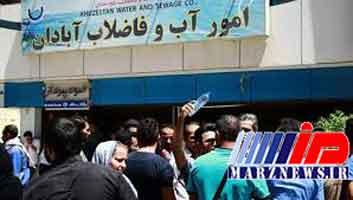 وعده مسوولان برای رفع شوری آب آبادان و خرمشهر