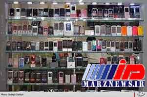 واردات ۷۳۶۰۰۰ دستگاه تلفن همراه در سال جاری