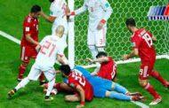 تمامی مسابقات جام جهانی روسیه گل داشته اند