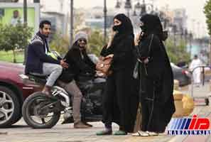 خیابان های عربستان برای زنان همچنان ناامن است